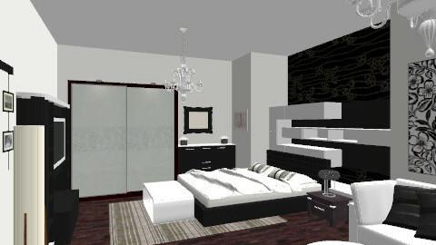 fairus - Modern - Bedroom - by 5ruzk