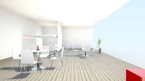 Industrial Bolsera 3D  - Minimal - Office  - by Eluski Diaz