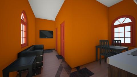 Small house - by samijaden