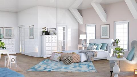 Kiwimelon Contest - Bedroom  - by ChichiAsr