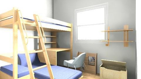 jozalyns room - Glamour - Kids room - by evilnutt