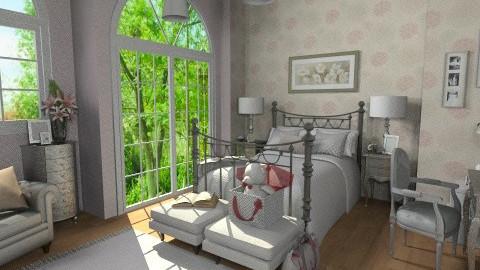 habitacion 1 - Bedroom - by gaby8866