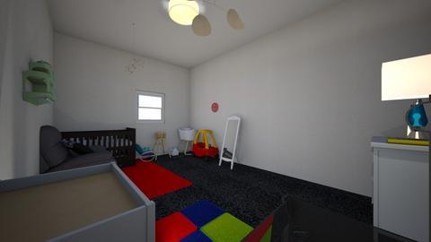 nusery - Kids room  - by 182124