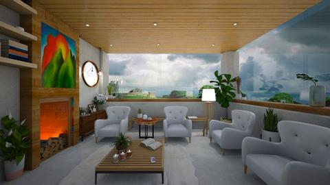 OKeeffe Living - Living room - by diegobbf