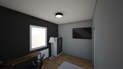 MyRoom2 - Modern - Bedroom  - by mark0