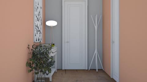 Welcoming Hallway_Tanem - by Tanem Kutlu