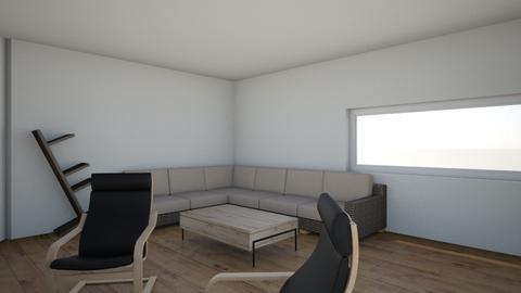 proba - Living room  - by sinimoras