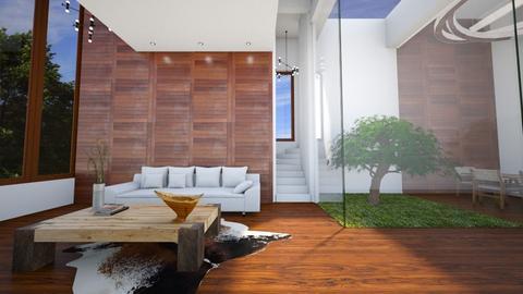 Japanese Maple Tree - Living room  - by heyfeyt
