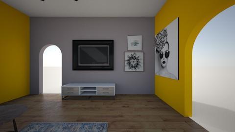 Prospect living - Living room  - by Jacqueline De la Guia