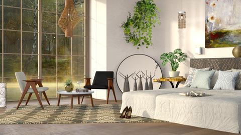 M_Divas - Bedroom - by milyca8
