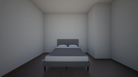 bedroom - by Samvr14