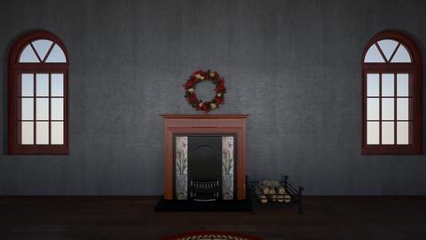 christmas - Bedroom  - by ariannajudd