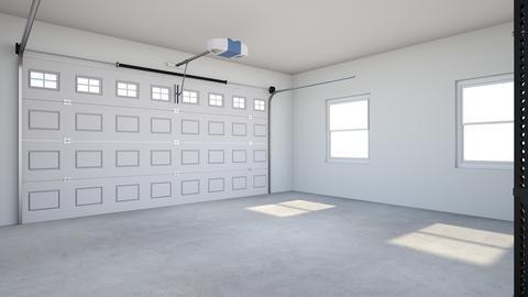 2 Car Garage Template - by rogue_ac65a633a7577714c990684821f06