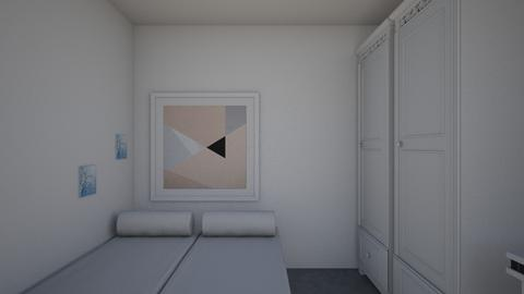 room - Minimal - Bedroom  - by chipuluk
