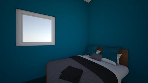 color scheme asmt - Bedroom  - by KitKat336