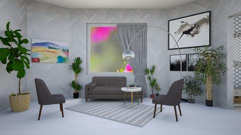 spring theme - Living room  - by Wensday