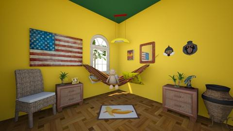 yes we have no bananas - Living room  - by ryanstewart2003