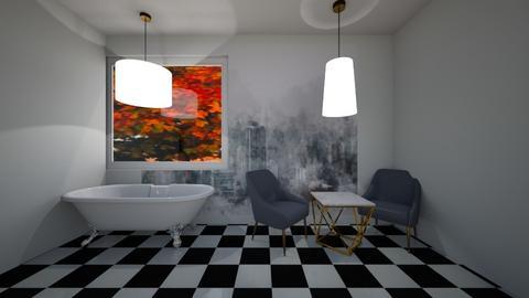 old fashioned bathroom  - Bathroom  - by tessmcquillan