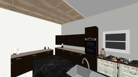 Kitchen 1 - Modern - Kitchen  - by Tsepiso