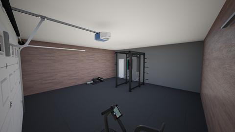 Garage Gym - by rogue_b2e4b9981512dfb22ea8e5d27ae67