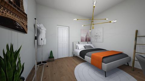 clean - Bedroom - by twagner