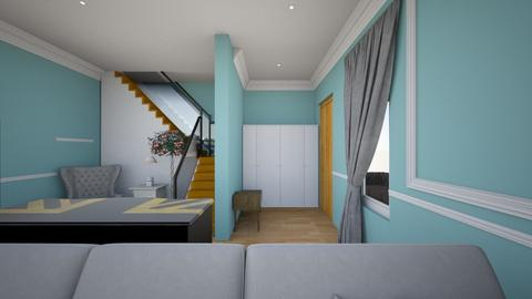living room 3 - Living room  - by saiko_sid