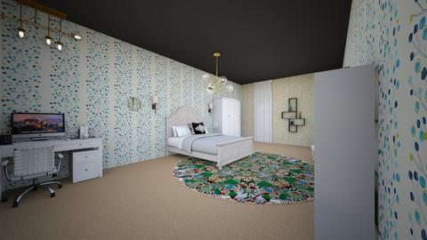 dream house - Global - Bedroom  - by sudipa_adak