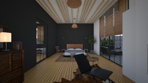 SoftLoft_BedroomPillars4 - Bedroom  - by lovasemoke