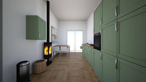 kitchen 2 - Kitchen  - by elisapini02