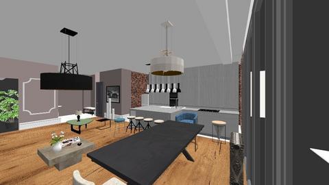 new building - Modern - Living room  - by Slava33