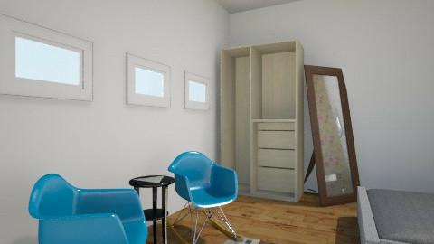 Guest Room - Bedroom - by NovelHomeDesign
