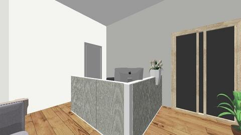 Golg House rooms doors - Office  - by molcho
