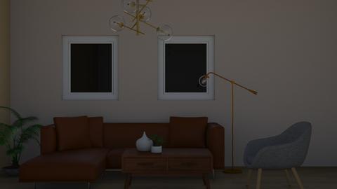 modern - Modern - Living room  - by rwilson0114