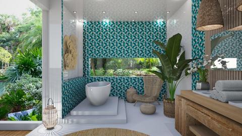 Bathroom Lighting 3 - by Fofinha