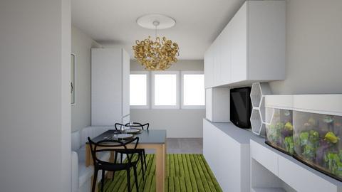 Naty - Modern - Living room - by nataliam