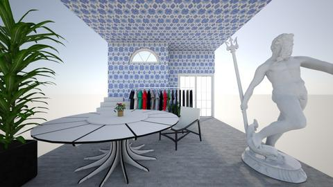 Mamma Mia Set Design - Classic - by amcdorman