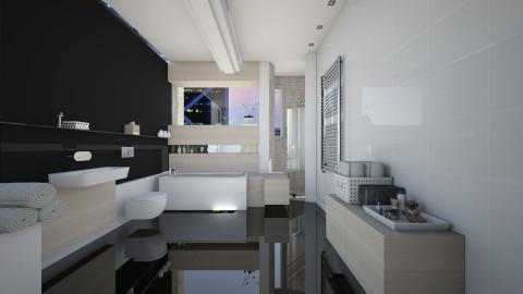 Virtual Bathrooms - Eclectic - Bathroom  - by VirtualBathrooms
