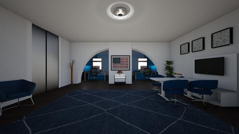 office  - by milica tanurdzic