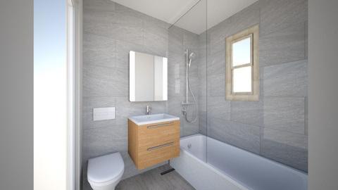 bathroom v2 - Bathroom  - by aandrei1