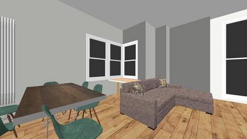 4_4 living room - Living room  - by simeontakiev