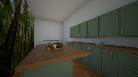 Conserve - Classic - Kitchen  - by hannahelise