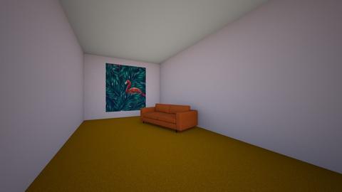 Flamingo - Modern - Living room  - by Vladsamoila99
