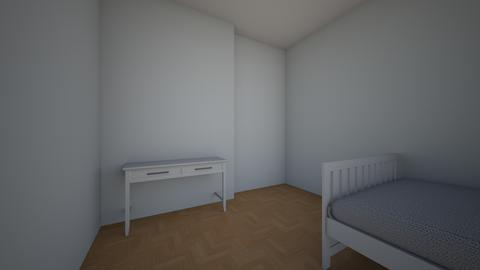 my room - Bedroom - by potato07
