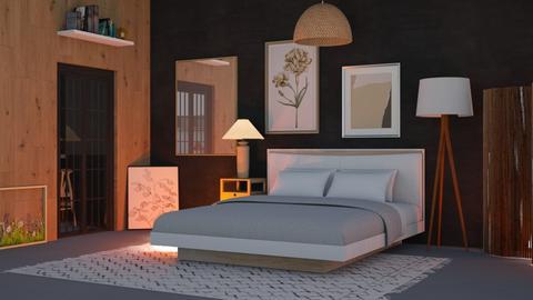 Bedroom - Bedroom  - by Yudum Kutlu