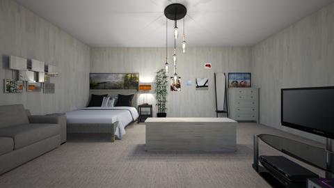 cute bedroom - by Raven15