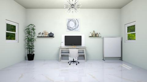 blurry office - Office  - by khriissss_