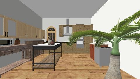 kitchen design - Kitchen  - by jdslawter