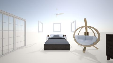 Hotel suite - Bedroom - by xxAveBearxx