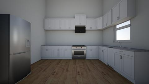 kitchen project - Modern - Kitchen  - by Jimmy_ac21