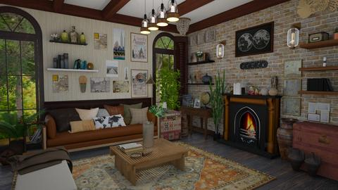 travel living - Living room  - by JazzyMarie3339
